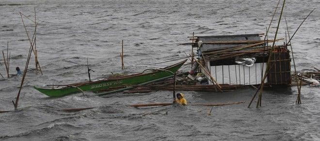 Bão Thần Sấm giật cấp 17 có khả năng đổ bộ vào Nam Định và Hải Phòng 5