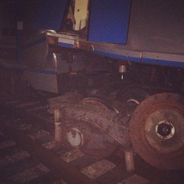 Thảm kịch tàu điện ngầm Nga, 22 người chết, hàng trăm người bị thương 6