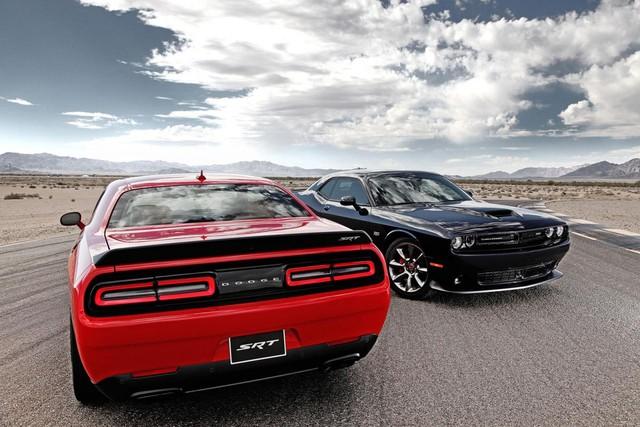 Dodge Challener SRT Hellcat : Siêu cơ bắp, giá siêu mềm 6