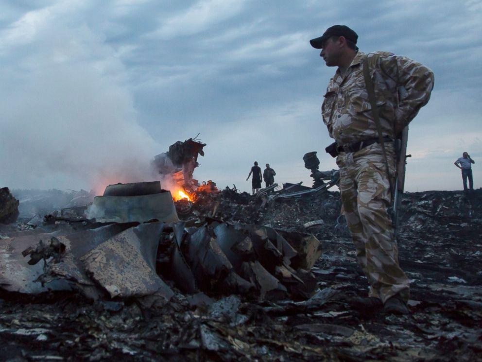 Điều gì thực sự đã xảy ra khi MH17 trúng tên lửa? 5