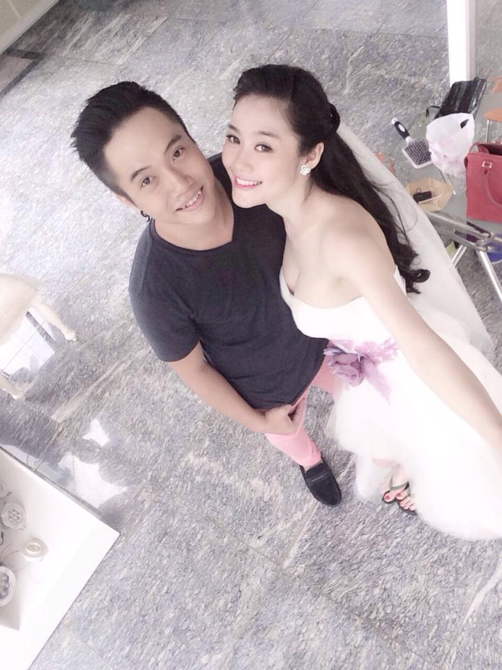 Linh Chi khoe vẻ dáng đẹp phẫu thuật  9