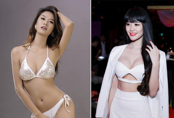 Linh Chi khoe vẻ dáng đẹp phẫu thuật  10