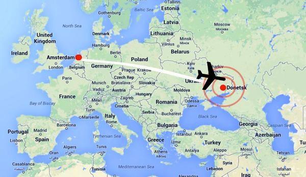 Cận cảnh máy bay Malaysia bị tên lửa bắn rơi ở Ukraina 19