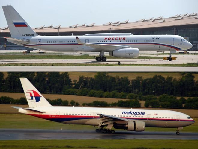 Cận cảnh máy bay Malaysia bị tên lửa bắn rơi ở Ukraina 21