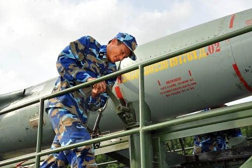 Tên lửa phòng thủ bờ biển của Việt Nam 6