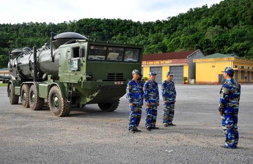 Tên lửa phòng thủ bờ biển của Việt Nam 9