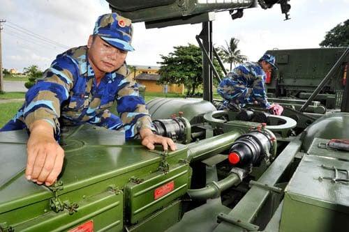 Tên lửa phòng thủ bờ biển của Việt Nam 14