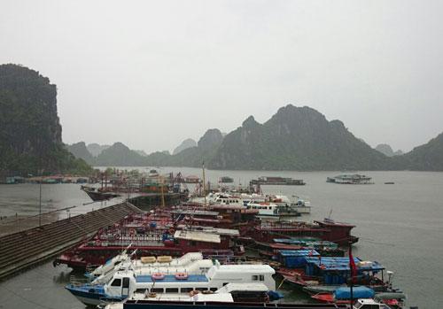 Tin bão số 2 mới nhất: Bão số 2 vào biên giới Việt- Trung, miền Bắc mưa lớn 5