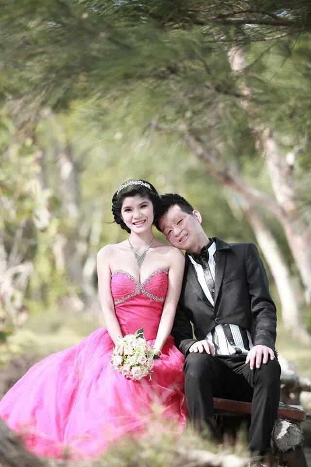 Bộ ảnh cưới cặp đôi