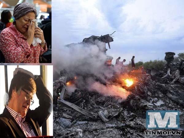 Hành khách MH17 'chết ngay lập tức' khi tên lửa đánh trúng máy bay  6