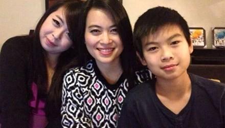 Nạn nhân vụ rơi máy bay MH17 từng là hoa khôi ở Hà Nội 5