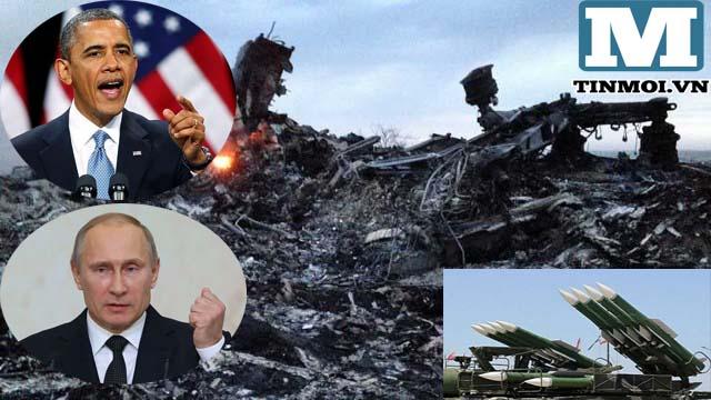 Sĩ quan khai nhận tên lửa bắn hạ MH17 là của Nga, Obama 'nổi đóa' với Putin 7