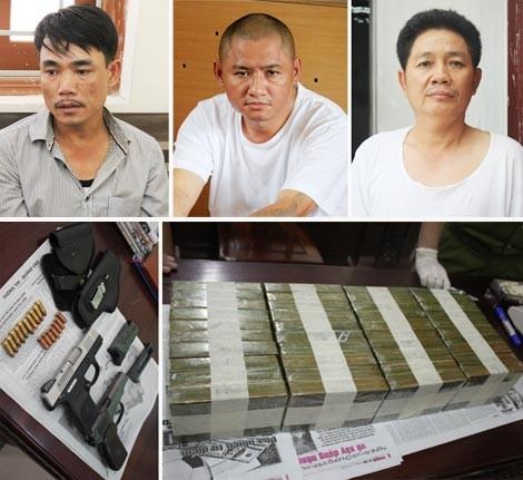 """Cuộc truy bắt trùm ma túy Tuấn """"lay"""" thủ K59 trong người"""