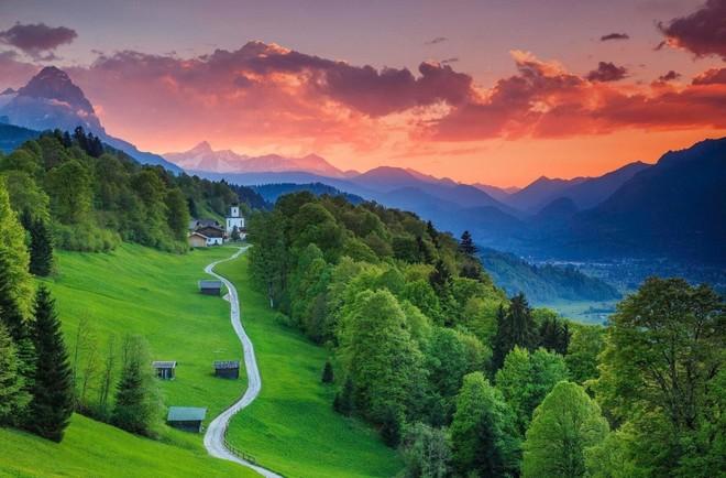 Những hình ảnh đẹp như truyện cổ tích của Đức 13