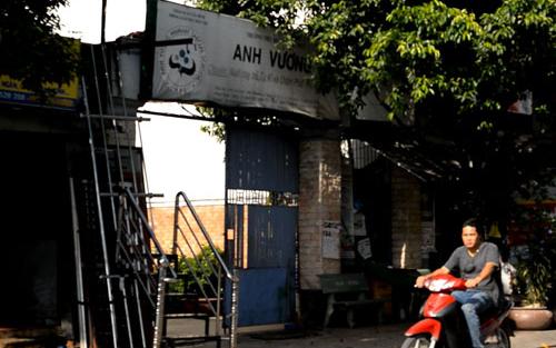 Một cơ sở giáo dục tại TP HCM có dấu hiệu bạo hành trẻ 4