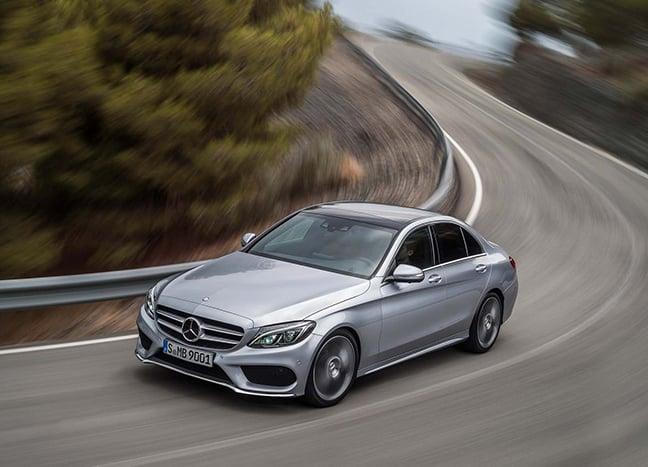 Hình ảnh Mercedes-Benz C-Class tiêu tốn 2l/100km số 1