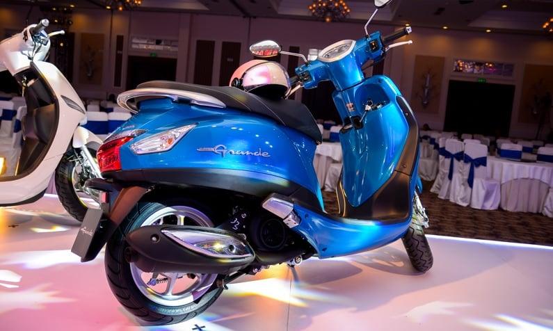 Yamaha giới thiệu Nozza Grande  7