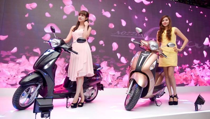 Yamaha giới thiệu Nozza Grande  5