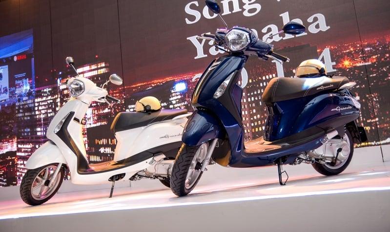 Yamaha giới thiệu Nozza Grande  6