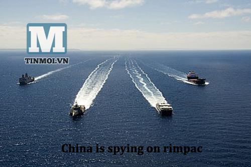 Trung Quốc gửi tàu đến do thám tại RIMPAC  5