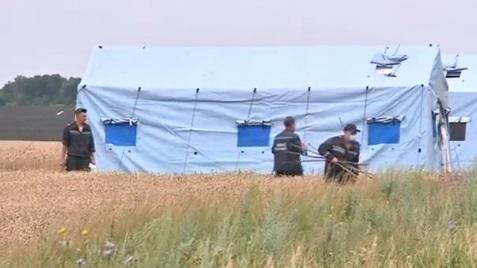 Xuất hiện video nghi hộp đen MH17 do Ukraine nắm giữ 6