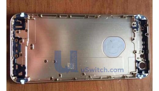 Logo táo trên iPhone 6 phát sáng lung linh 8
