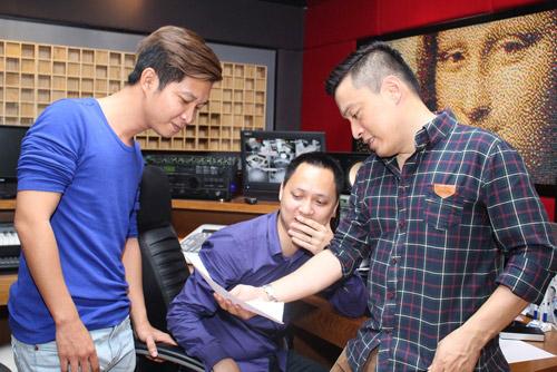Dàn sao Việt hát kỷ niệm ngày mất WanBi Tuấn Anh  11