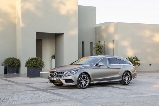 Mercedes-Benz CLS 2015 : Có gì hot? 8