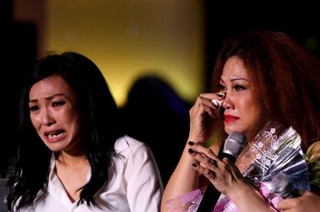 Hoàng Thùy Linh, Ngọc Trinh bật khóc vì chuyện buồn quá khứ 13