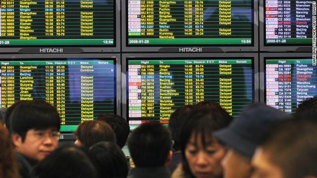 Trung Quốc: Tập trận quy mô lớn, hủy hàng trăm chuyến bay không lời giải thích 5