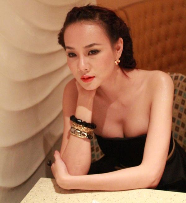 Dương Yến Ngọc dọa tung bằng chứng tố chồng ngoại tình 5