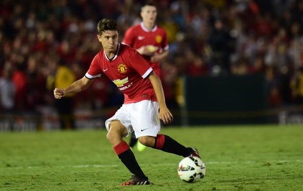 Man United 7-0 LA Galaxy: Van Gaal ra mắt bằng trận thắng đậm trên đất Mỹ 6