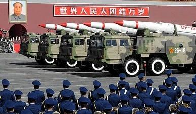 Trung Quốc thử thành công tên lửa đánh chặn 5