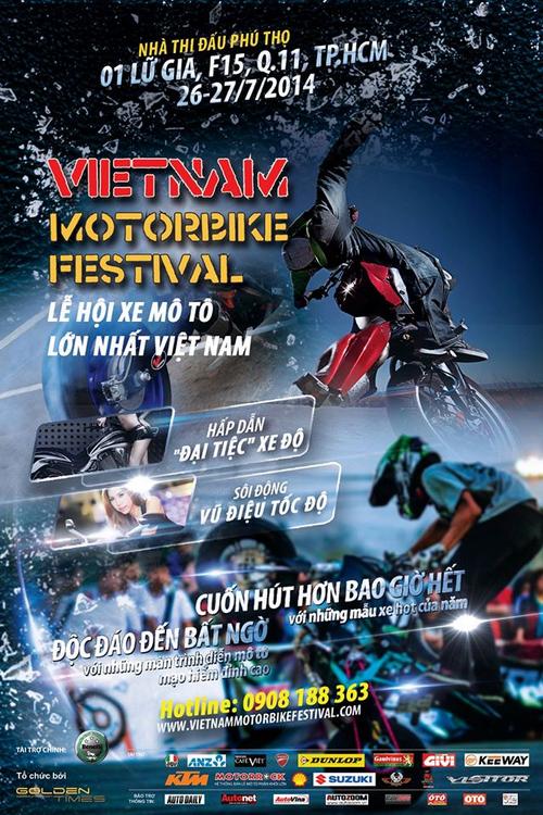 Vietnam Motor Festival chuẩn bị khai mạc 5