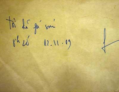 Đại gia cùng quẫn: Viết thư tuyệt mệnh rồi treo cổ tự tử 8