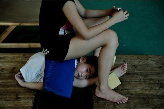 Mục sở thị lò luyện trẻ em ở Trung Quốc 8