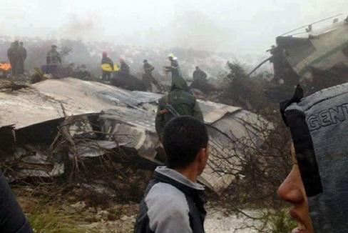 Máy bay Algerie bốc cháy trên trời, không một ai có cơ hội sống sót 6