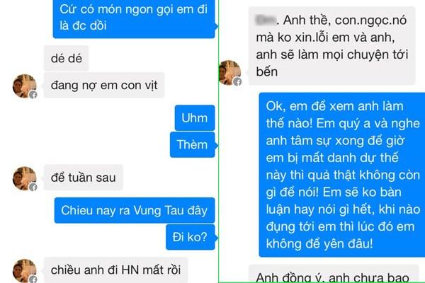Pha Lê dọa không để Dương Yến Ngọc yên khi bị tố giật chồng 8