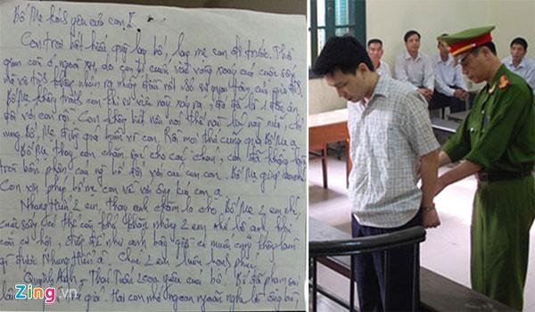 Thư của 2 tử tù thi hành án cùng ngày với Nguyễn Đức Nghĩa 5