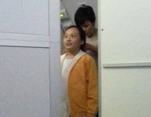 Lần đầu lộ ảnh được cho là con gái Phương Thanh 6