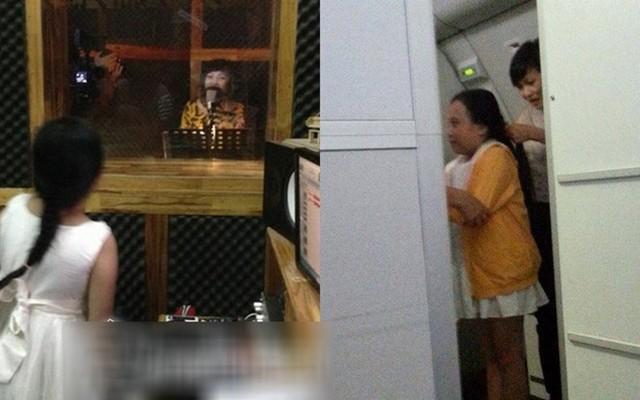 Lần đầu lộ ảnh được cho là con gái Phương Thanh 7
