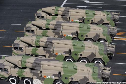 Mỹ e sợ gì nếu xảy ra chiến tranh với Trung Quốc? 6