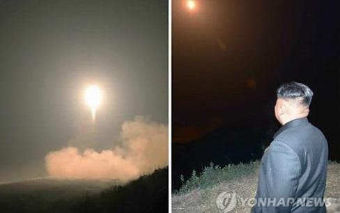 Triều Tiên lấy Mỹ làm mục tiêu giả định trong tập trận bắn tên lửa 6