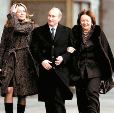 Những bí ẩn về con gái Putin ngày càng đậm 1