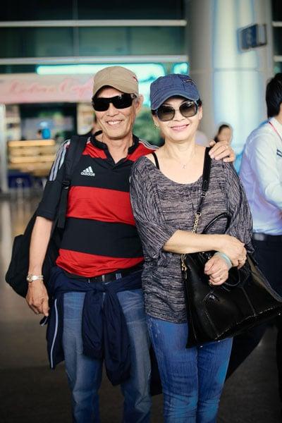 Khánh Ly cùng chồng về nước biểu diễn  6