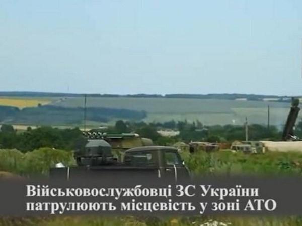Lộ clip Ukraine triển khai tên lửa Buk trước khi MH17 bị bắn hạ 1 ngày 6