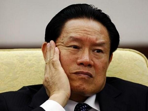 Trung Quốc chính thức điều tra nguyên Bộ trưởng Công an Chu Vĩnh Khang 5