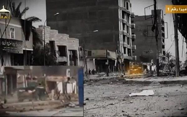 Thế giới chấn động trước cảnh hành quyết tù nhân man rợ của Nhà nước Hồi giáo Syria 11