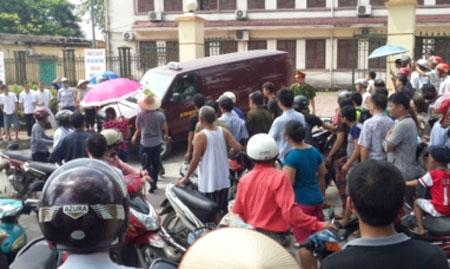 Thái Nguyên: Bắt Phó Tổng giám đốc công ty thép Gia Sàng 5