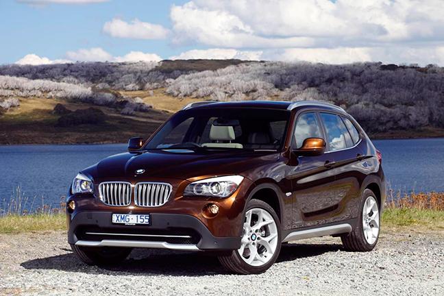 BMW X1 dẫn động cầu trước sắp được ra mắt 5